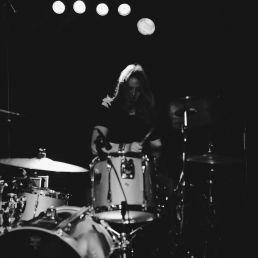 Steven Glab - Drums